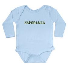 Esperanza, Vintage Camo, Onesie Romper Suit