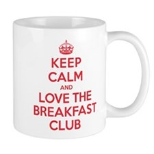 K C Love The Breakfast Club Mug