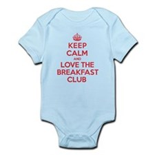 K C Love The Breakfast Club Infant Bodysuit