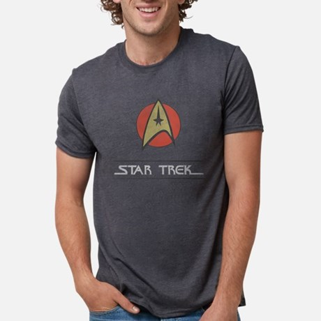 Star Trek Mens Tri-blend T-Shirt