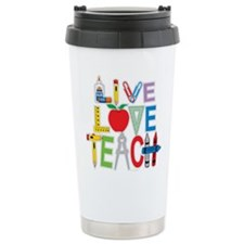 Unique Grammar school teacher Travel Mug