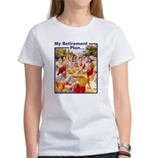 Retirement Plan Tee