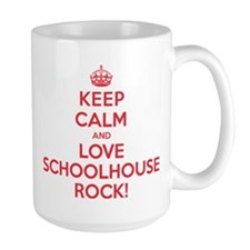 K C Love Schoolhouse Rock Mug