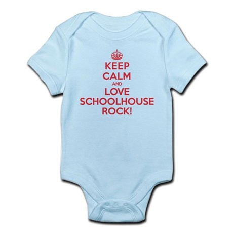 K C Love Schoolhouse Rock Infant Bodysuit