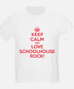 K C Love Schoolhouse Rock T-Shirt
