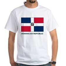 Flag of The Dominican Republi Shirt