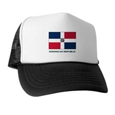 Flag of The Dominican Republi Trucker Hat