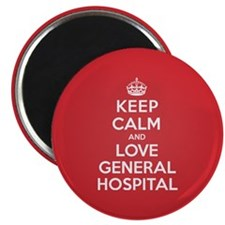 K C Love General Hospital Magnet
