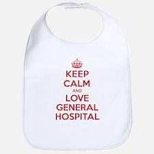 K C Love General Hospital Bib