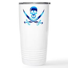 Pirate logo e3 Travel Mug