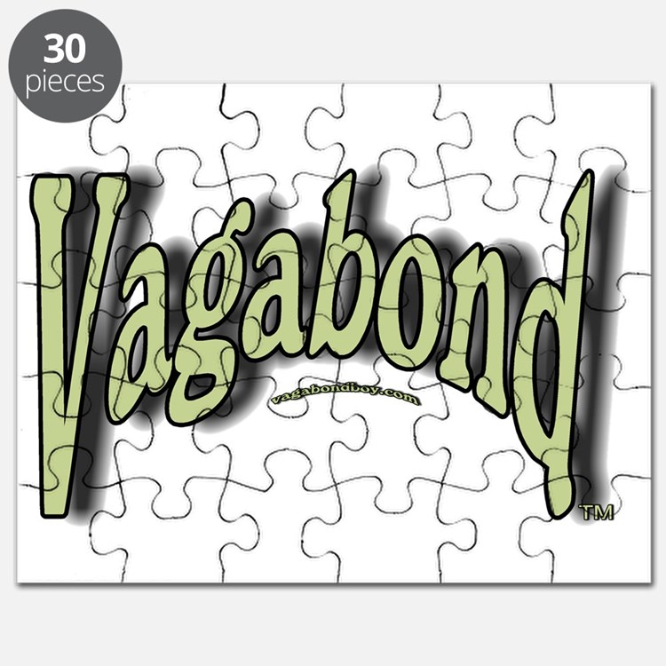 Vagabond Logo Puzzle