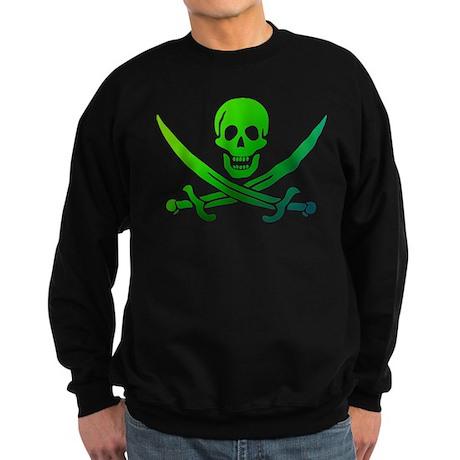 Pirate logo e2 Sweatshirt (dark)