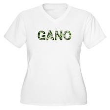 Gano, Vintage Camo, T-Shirt