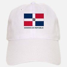 The Dominican Republic Flag Stuff Baseball Baseball Cap