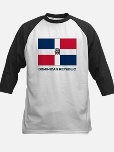 The Dominican Republic Flag Stuff Tee