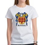 Bustamante Coat of Arms Women's T-Shirt