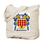 Bustamante Coat of Arms Tote Bag