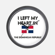 I Left My Heart In The Dominican Republic Wall Clo