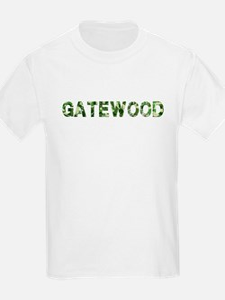 Gatewood, Vintage Camo, T-Shirt