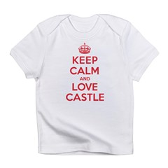 K C Love Castle Infant T-Shirt
