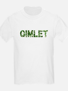 Gimlet, Vintage Camo, T-Shirt