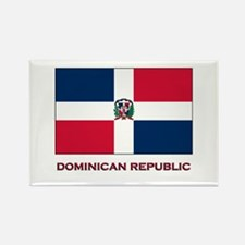 Viva The Dominican Republic Rectangle Magnet