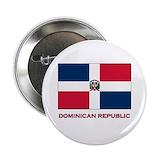 Puerto rico dominican republic flag Single