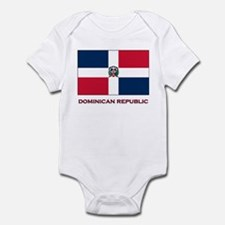 Viva The Dominican Republic Infant Bodysuit