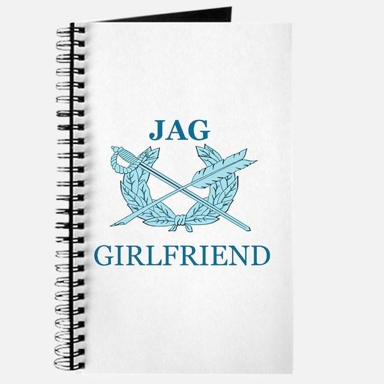 JAG GIRLFRIEND Journal