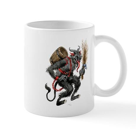 The Krampus Mugs