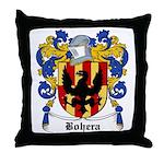 Bohera Coat of Arms Throw Pillow