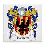 Bohera Coat of Arms Tile Coaster
