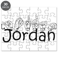 Jordan Puzzle
