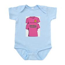 Corrections101tees Infant Bodysuit