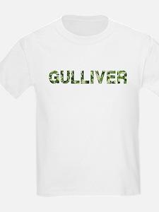 Gulliver, Vintage Camo, T-Shirt
