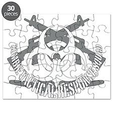 Zombie tactical response squad Puzzle
