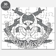 Zombie tactical response squad Puzzle