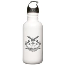 Zombie tactical response squad Water Bottle