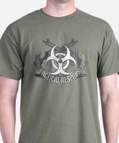 Zombie tactical response squad T-Shirt