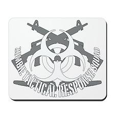 Zombie tactical response squad Mousepad