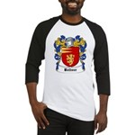 Bellver Coat of Arms Baseball Jersey
