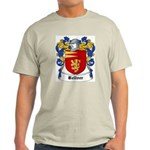 Bellver Coat of Arms Ash Grey T-Shirt