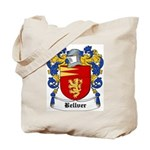 Bellver Coat of Arms Tote Bag