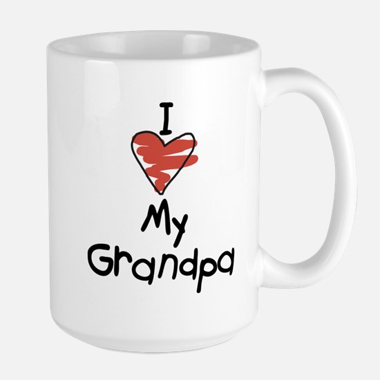 Luv grandpa Mugs