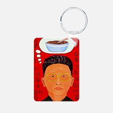 Kim Jong Il Keychains