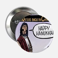 """Putting Jesus back in Christmas 2.25"""" Button"""