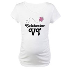 Colchester Vermont (butterfly) Shirt