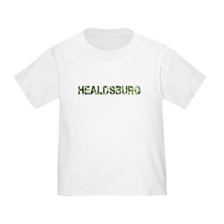 Healdsburg, Vintage Camo, Toddler T-Shirt