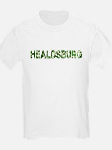 Healdsburg, Vintage Camo, T-Shirt