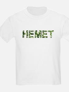 Hemet, Vintage Camo, T-Shirt